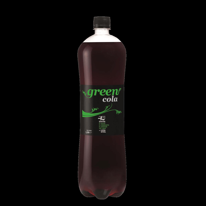 Green Cola - Garrafa- 1.5lt