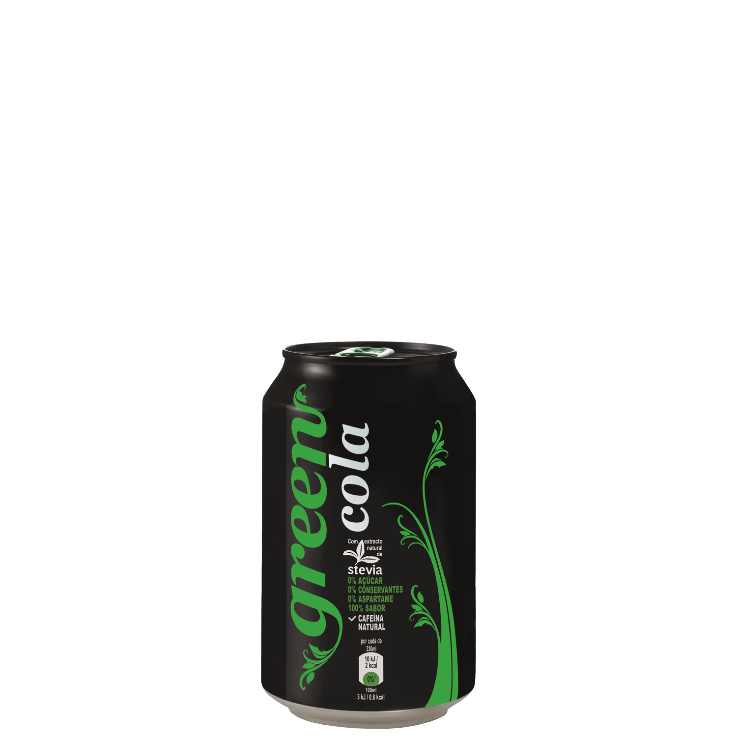 Green Cola - Lata - 330ml